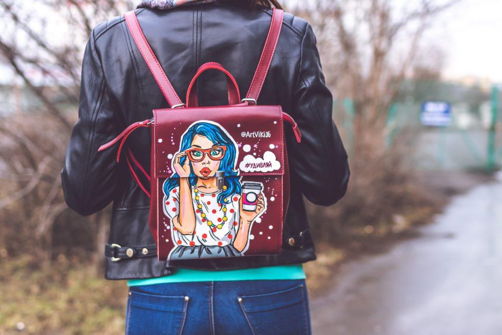 petit sac femme campagne