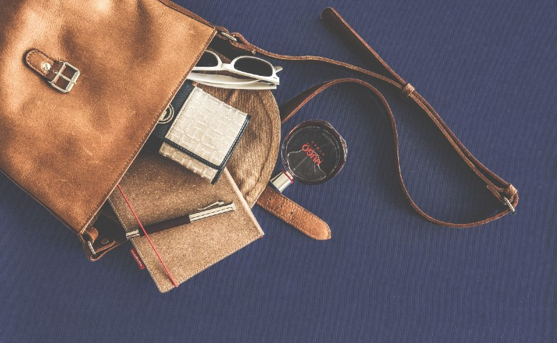 sac de voyage vintage femme